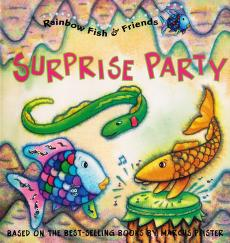 Cover of: Surprise party | Gail Donovan